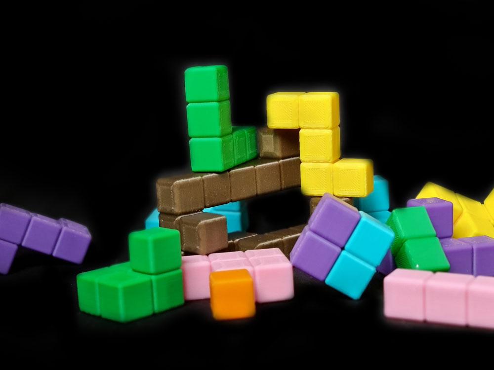 Blokk! mystery gold block